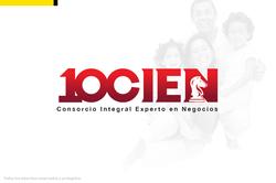 Logotipo Grupo100