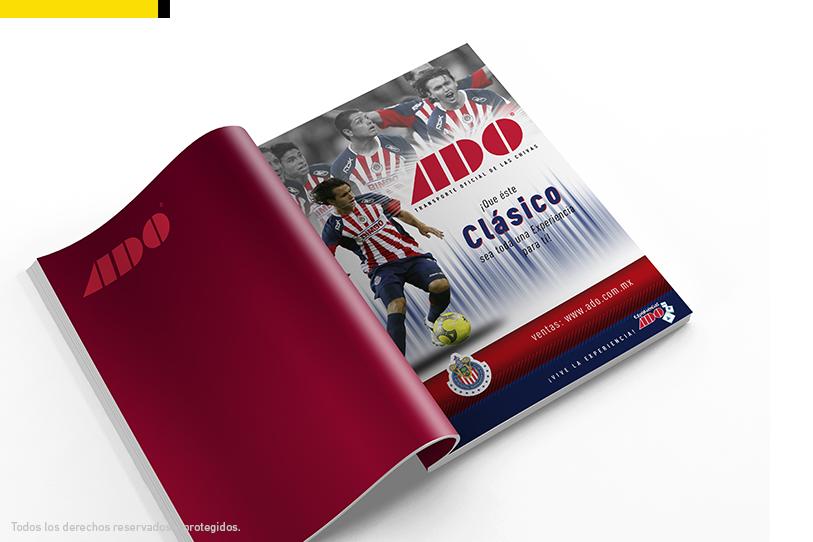 Clásico Chivas vs América