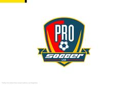 Logotipo Pro Soccer Liga