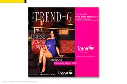 Revista digital Trend G