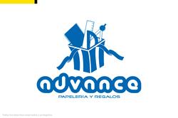 Logotipo Papelería Advance