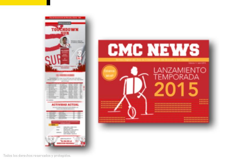 Reportes y Revista digital
