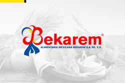 Logotipo Bekarem