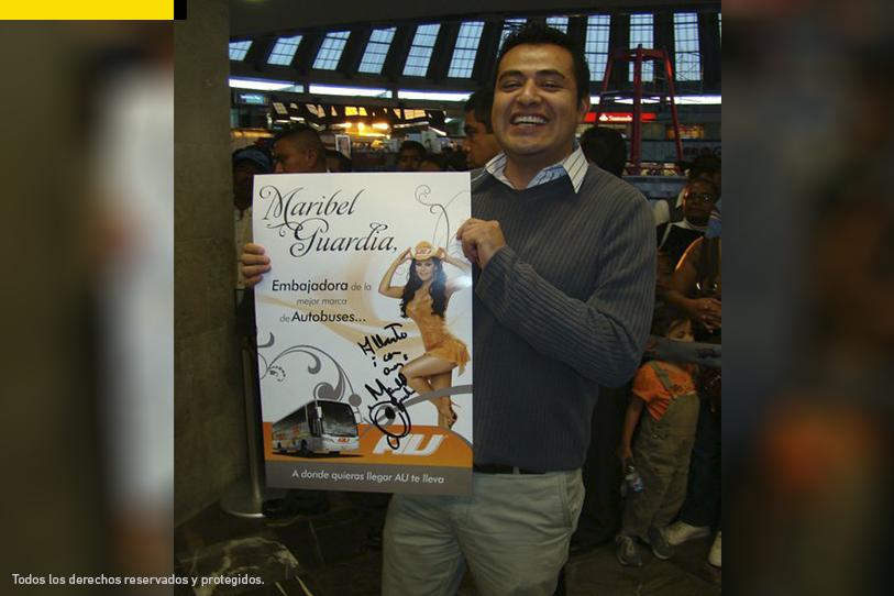 Autografo poster
