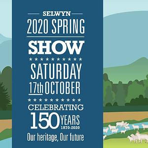 2020 Selwyn Spring Show