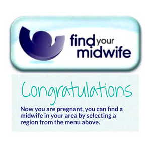 Search the Canterbury Region for your Midwife