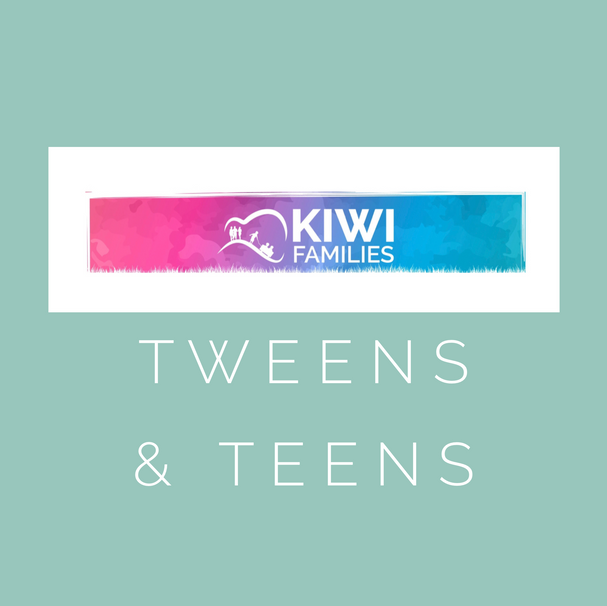 Kiwi Families Tweens & Teens Articles and Resources