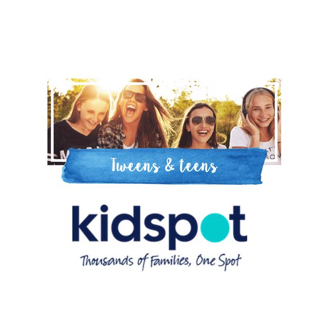 Kidspot Tweens & Teens