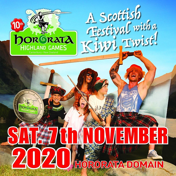 The Hororata Highland Games