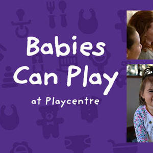 Babies Can Play