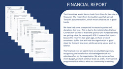 Financial Report 2018-2019