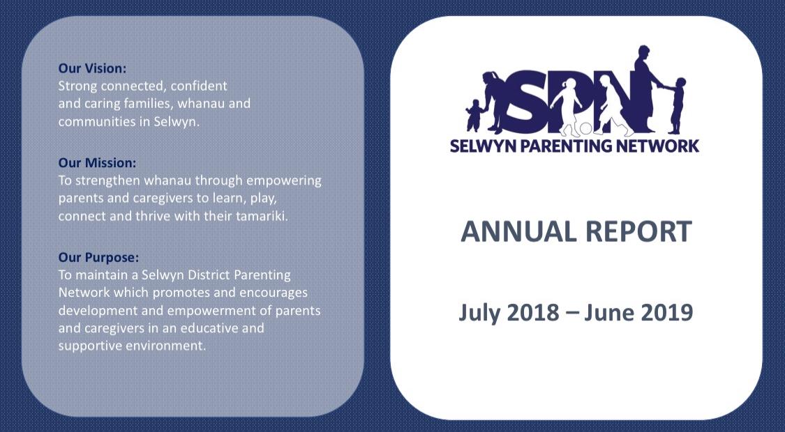 Annual Report 2018 - 2019