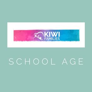 Kiw Families School Age Resources