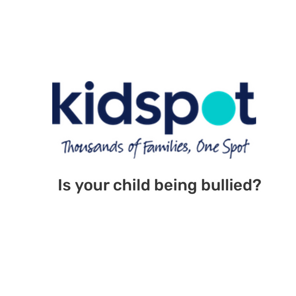 Kidspot: Is your child being bullied