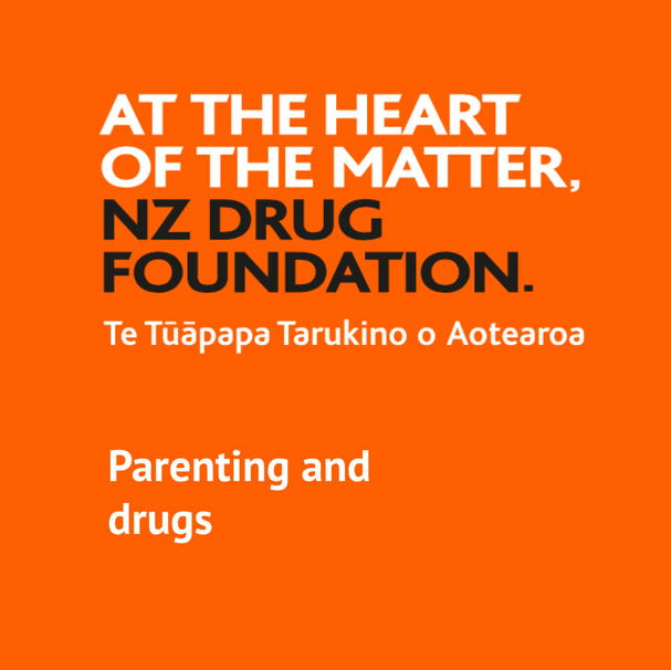 Parenting & Drugs: Resources