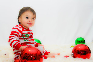 baby christmans pictures