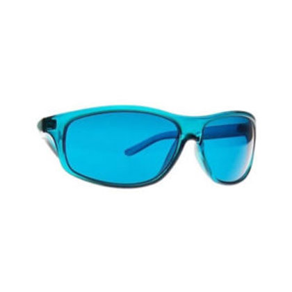Turquoise Colour Therapy Glasses