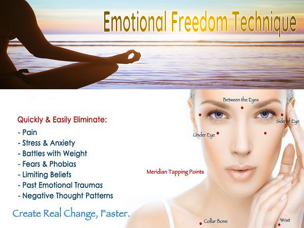 EFT/Tapping on Hilton Head, Acupuncture Alternative Care