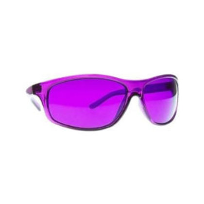 Violet Colour Therapy Glasses