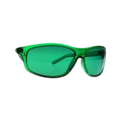 Green Colour Therapy Glasses