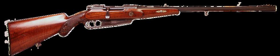 Mannlicher Mod 88 J Cal .318