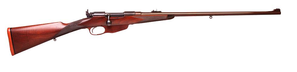 Steyr Mod 1892 6.5