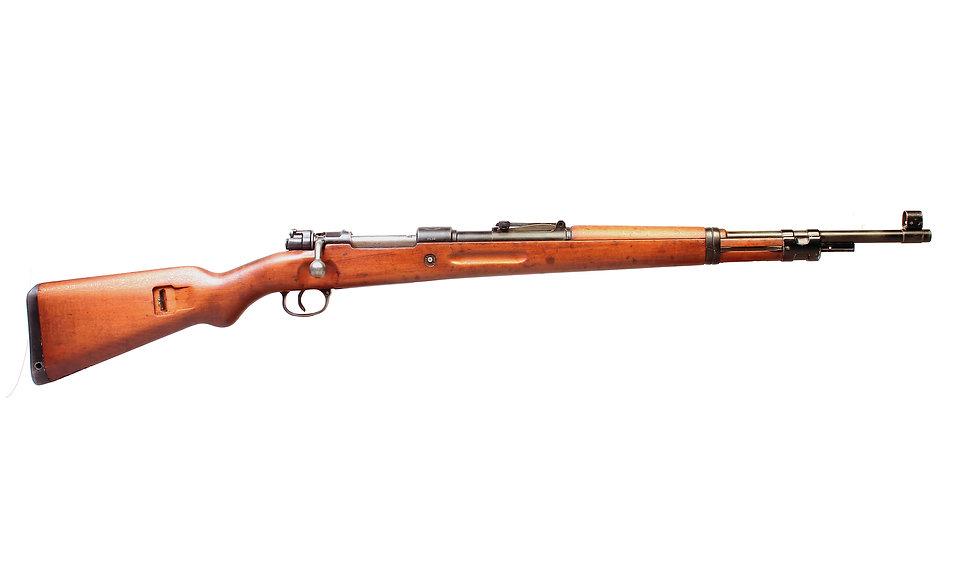 Mauser / FN Colombian K98 7.62 NATO