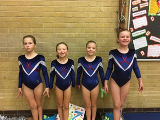 General Gymnastics Neon Competition Autumn 2016