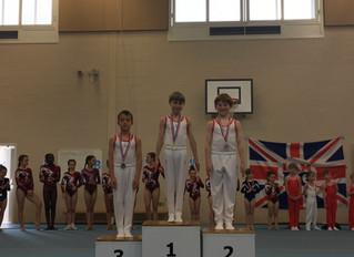 FlyingAngelsGymnastics ClubAnnual Team & Individual Championships 2016