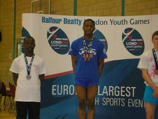 London Youth Games 2011