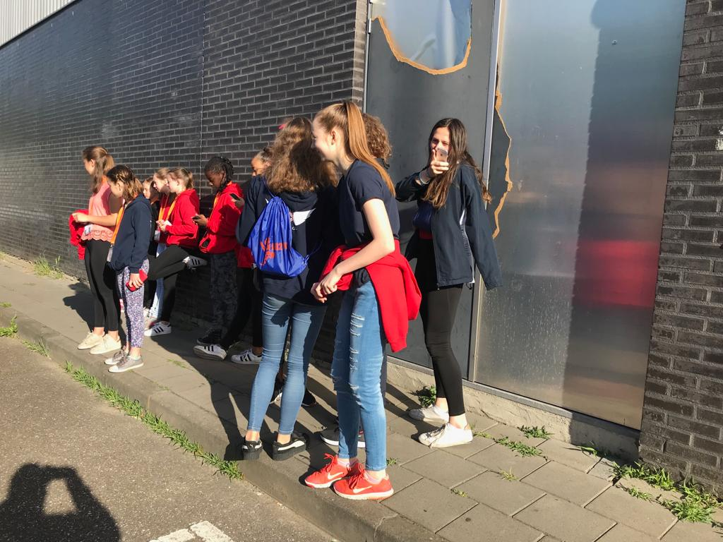 Netherlands competition May 2018