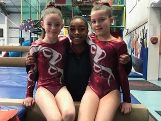 Womens Artistic London Regional Grades Championships 2017