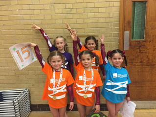Neon Gymnastics Summer Competition 2017