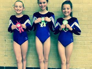 General Gymnastics Neon Summer Competition 2016