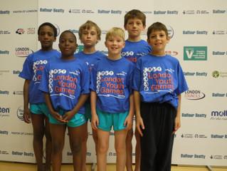 London Youth Games Floor & Vault 2010