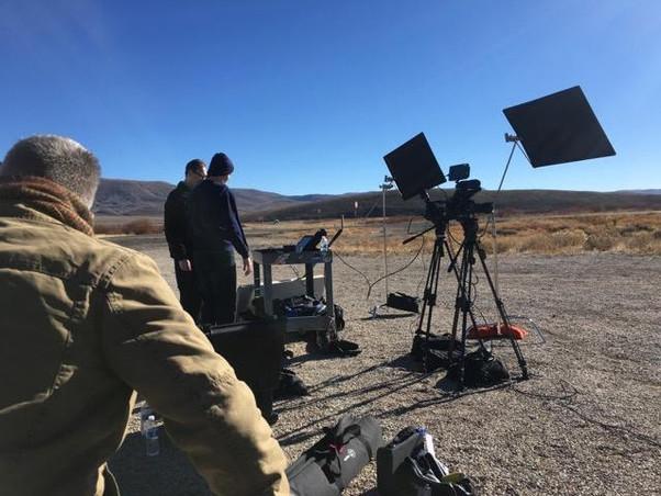Behind the Scenes 7