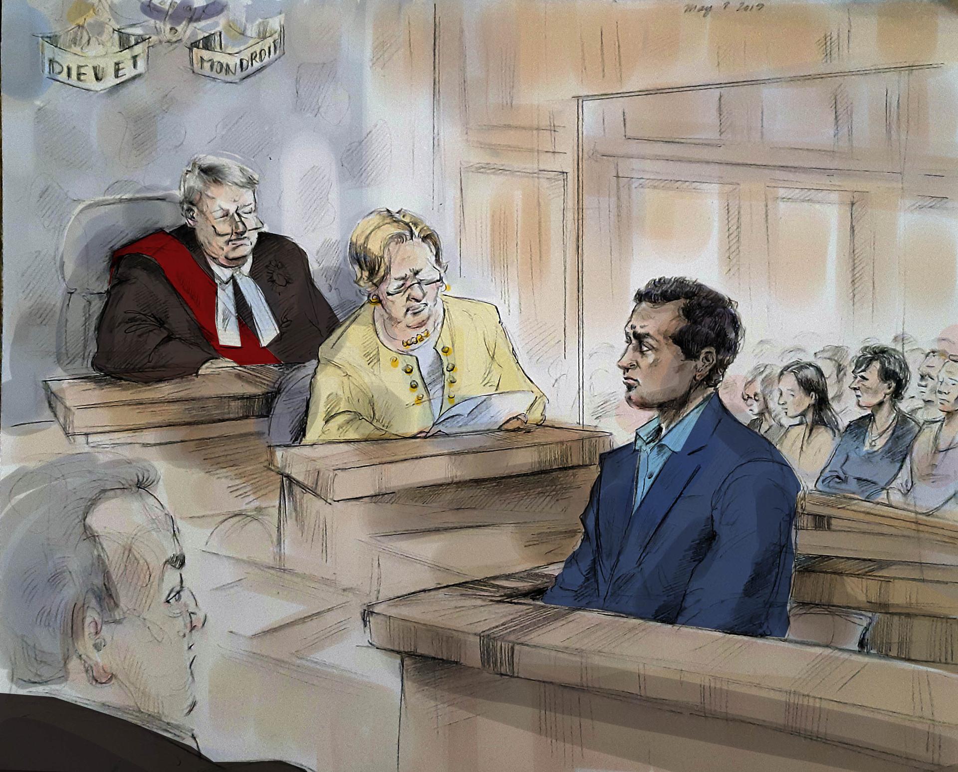 Shamji SentenceHearing Toronto