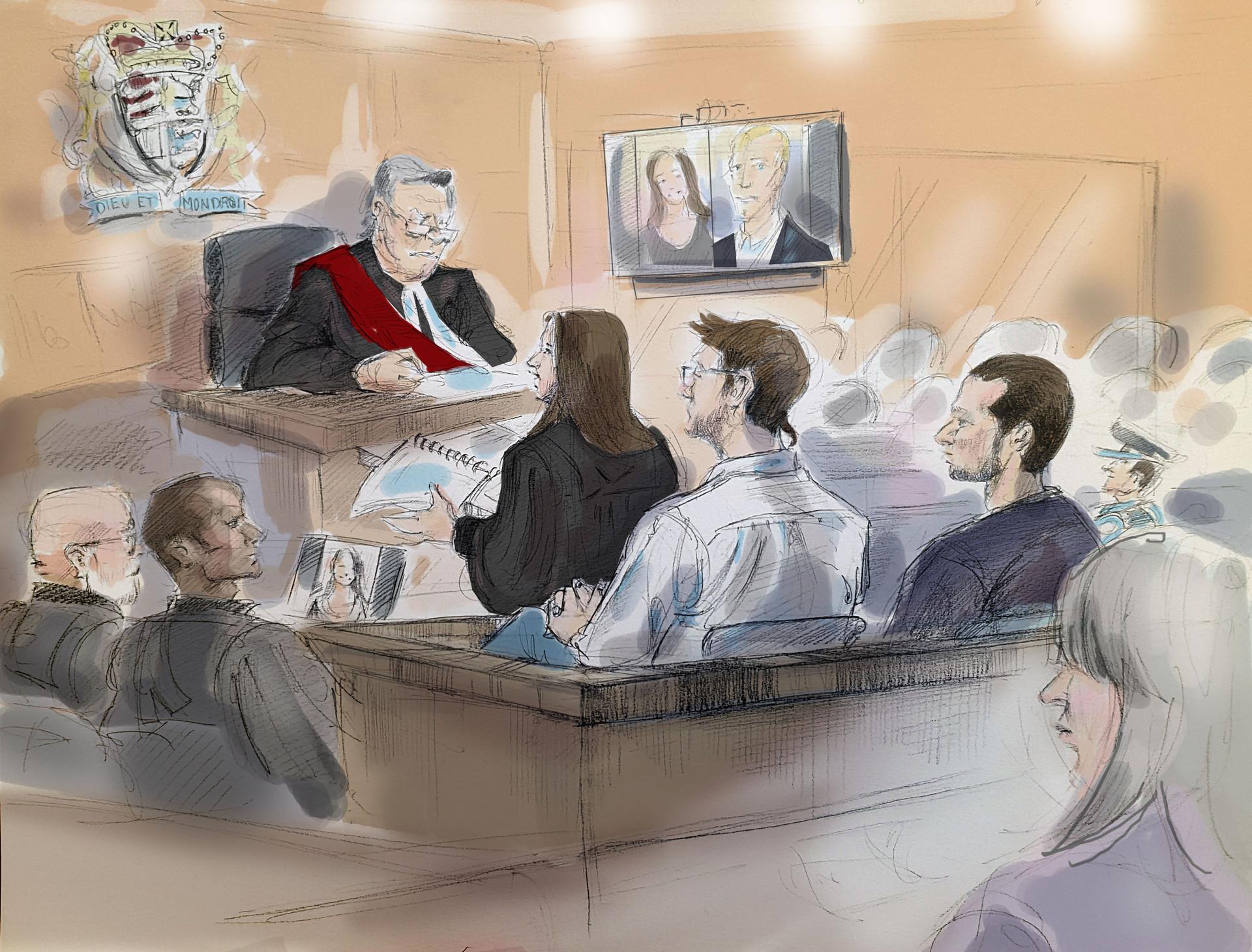 Sentence Hearing Millard