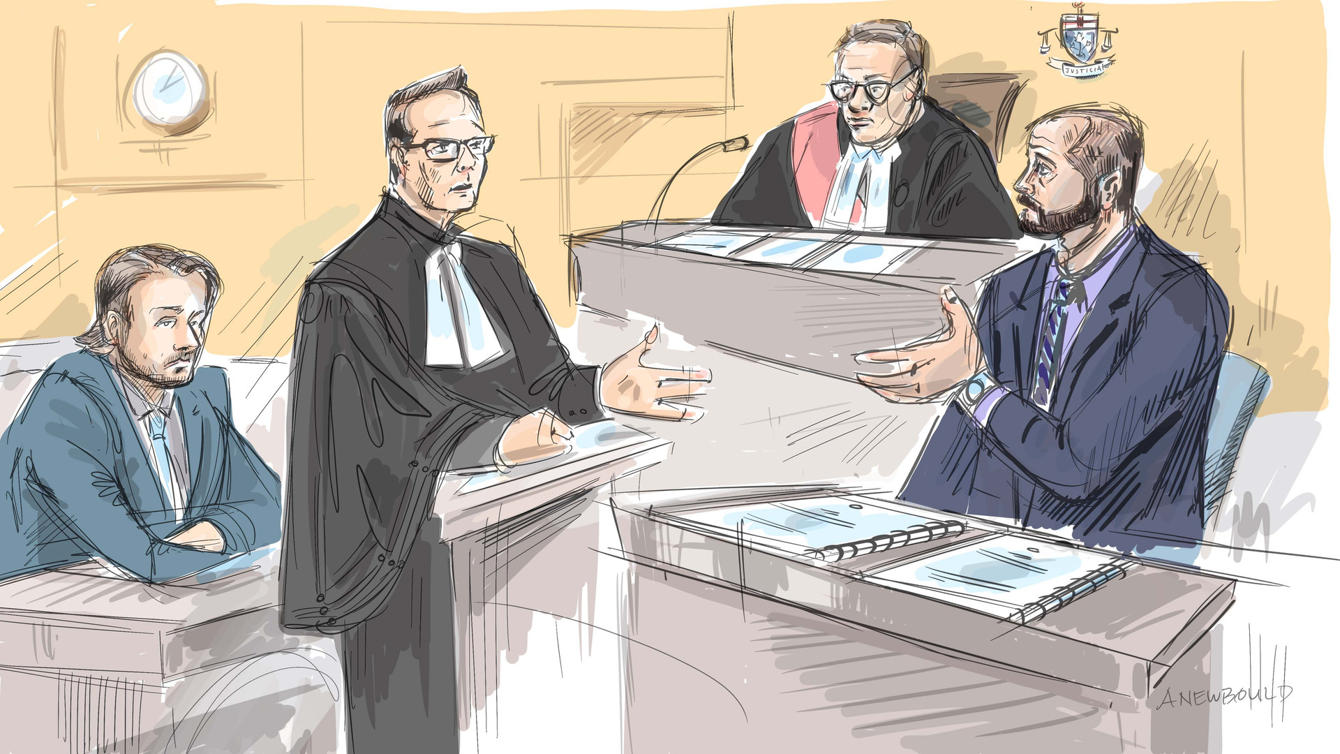 Michael_Theriault trial Oshawa