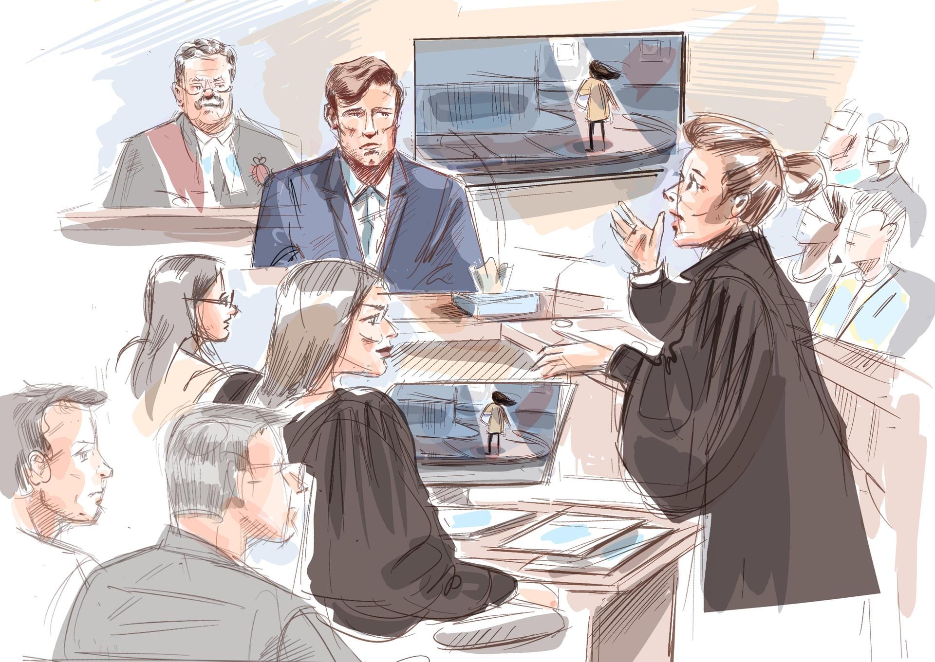 Schlatter trial Toronto Canadian Press