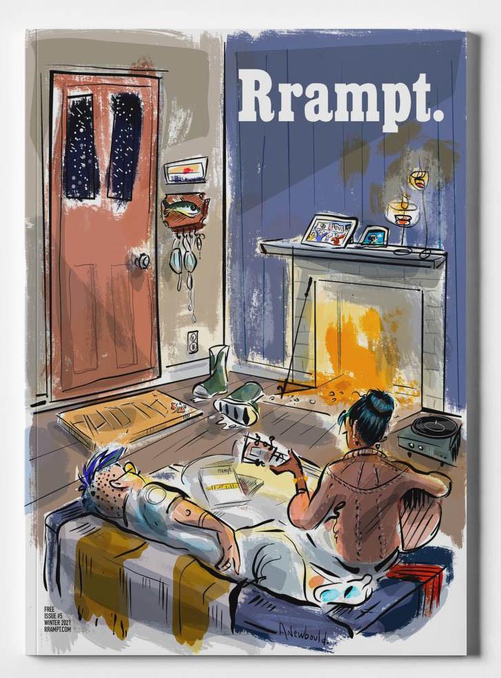 Cover for Rramp Dec 2020