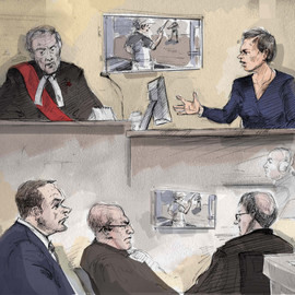 Toronto Police Officer James Forcillo's murder trial