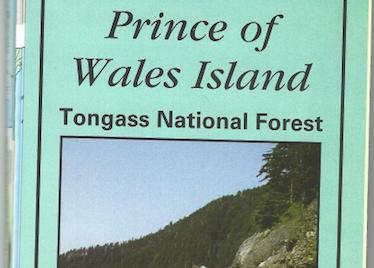 USFS Map: Prince of Wales Island