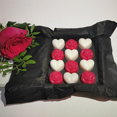 Heart & Roses Gift Box