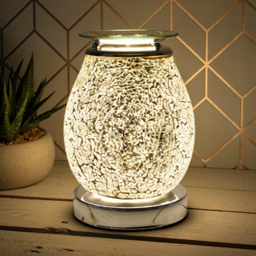 Mosaic Aroma Touch Lamp