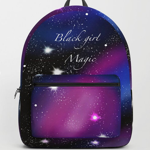 Black girl magic backpack👸🏿