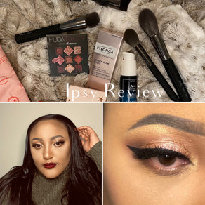 October 2020 Ipsy  glam bag plus review: Is it really worth the hype?