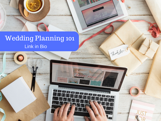 Wedding Planning 101 - The Budget