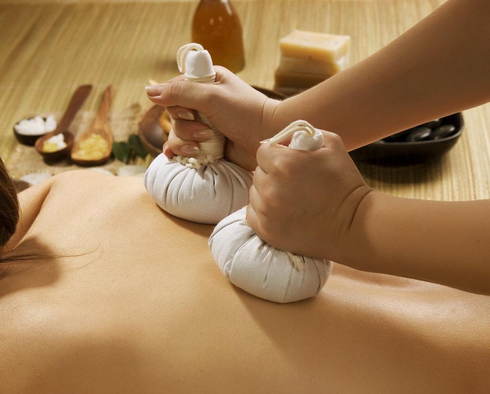 Detox massage (volledig)