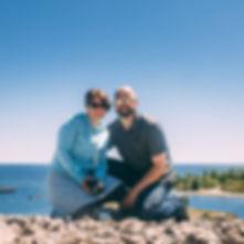 Ed + Amy Runyon